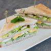 Club Sandwich au Poulet Fermier d'Auvergne