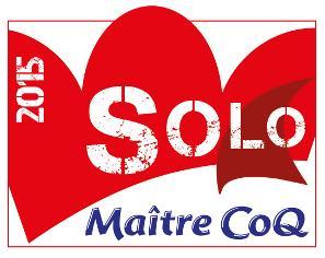 Du 17 au 26 avril 2015 : SOLO Maître Coq