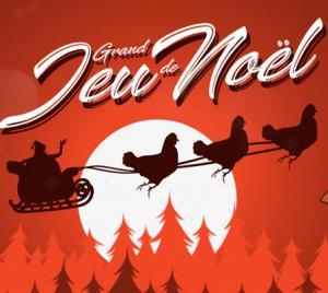 Résultat Grand Jeu de Noël des Volailles Fermières d'Auvergne